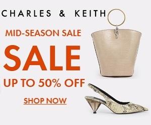 Shoppez le parfaitement tendance et pratique, CHARLES & KEITH